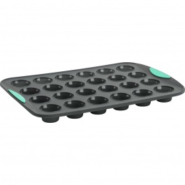 STRUCTURE SILICONE™ 24 COUNT MINI MUFFIN PAN