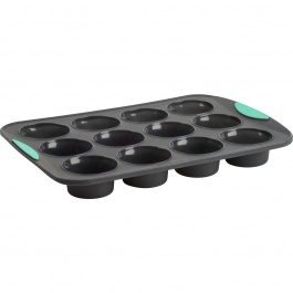 STRUCTURE SILICONE™ 12 COUNT MUFFIN PAN