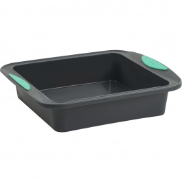 STRUCTURE SILICONE™ SQUARE CAKE PAN 8x8""