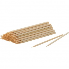 SET OF 250 BAMBOO SKEWERS 4""