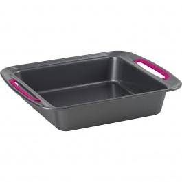 Metal Square Cake Pan 9""