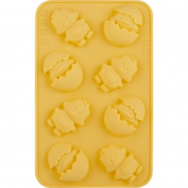 St/3 Easter Choco Molds Chicks