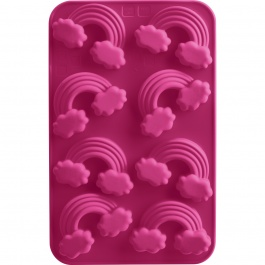 SET OF 2 CHOCOLATE MOLDS- RAINBOW