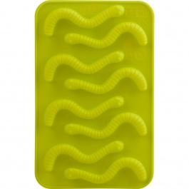 St/2 Gummy Worms Choco Molds