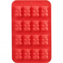 St/2 Gummy Bears Choco Molds