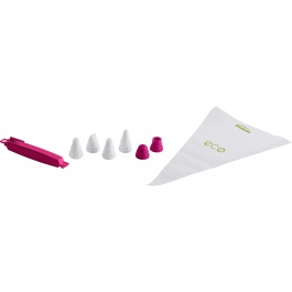 19pc Eco Efficient Decorating Set 8/cdu