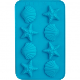 St/2 Under The Sea Choco Molds Blue