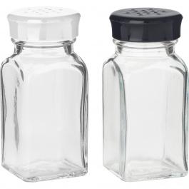 St/2 Wink Shakers White & Black