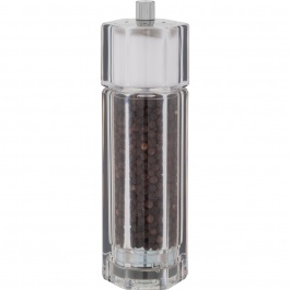 """6.5"""" OCTO COMBO PEPPERMILL & SHAKER"""