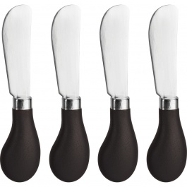 SET OF 4 SOFT CHEESE KNIVES