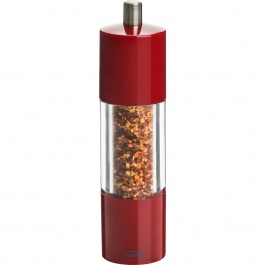 "7.5"" ADAGIO RED PEPPER GRINDER"