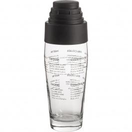 GLASS COCKTAIL SHAKER 20 OZ
