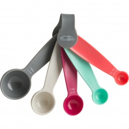 Trudeau Set of 5 measuring spoons