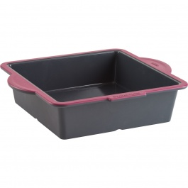 STRUCTURE SILICONE™ PRO SQUARE CAKE PAN 8x8""