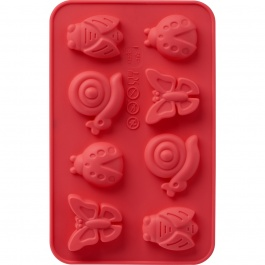SET OF 2 LITTLE CREATURES CHOCOLATE MOLDS