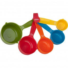 SET OF 5 MEASURING CUPS