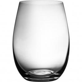 SET OF 4 SPLENDIDO STEMLESS WINE GLASSES 19.75 OZ