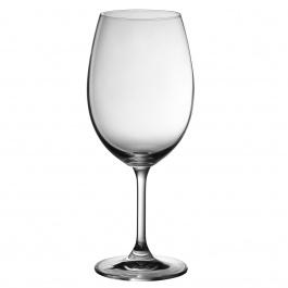 SET OF 6 SERENE RED WINE GLASSES - 16 OZ