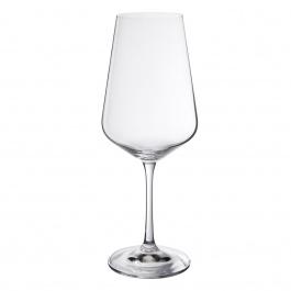 SET OF 4 GALA RED WINE GLASSES 15-3/4 OZ