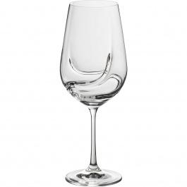 SET OF 2 OXYGEN WINE GLASSES- 19.5 OZ