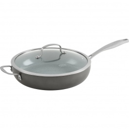 PURE DEEP FRY PAN WITH LID