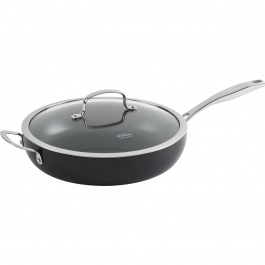 HEROIC DEEP FRY PAN WITH LID