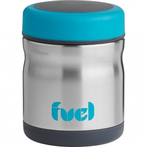 Trudeau Fuel Peak Ss Vac Food Jar Tropical 15oz