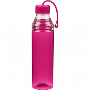 Trudeau Smoothie Tritan Bottle Magenta 20oz