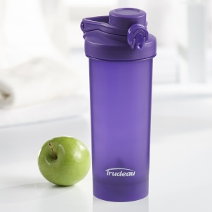 Trudeau PROMIXER BOTTLE 24 OZ PLUM