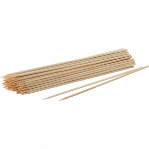 Trudeau SET OF 100 BAMBOO SKEWERS 10""