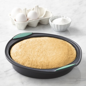 """Trudeau STRUCTURE SILICONE™ ROUND CAKE PAN 9"""""""