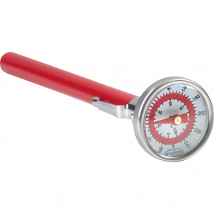 Trudeau STAINLESS STEEL PRECISION THERMOMETER
