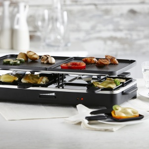 Trudeau FIESTA REVERSIBLE PARTY GRILL SET