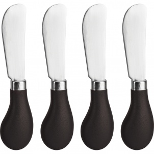 Trudeau SET OF 4 SOFT CHEESE KNIVES