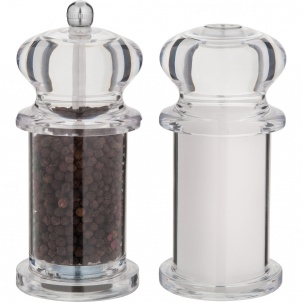 "Trudeau 5.5"" Tradition Peppermill/shaker 4/cdu"