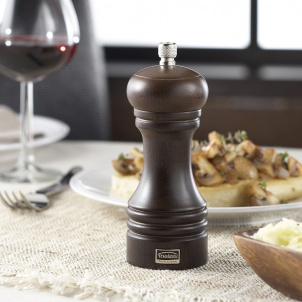 "Trudeau 6"" PROFESSIONAL PEPPER MILL WOOD"
