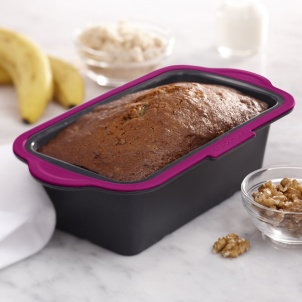 """Trudeau STRUCTURE SILICONE™ PRO LOAF PAN 8.5x4.5"""""""
