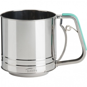 Trudeau STAINLESS STEEL FLOUR SIFTER