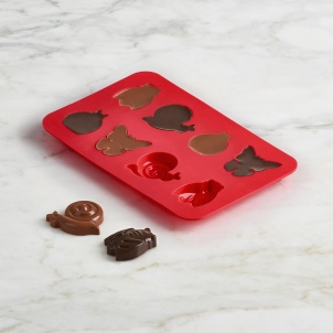 Trudeau SET OF 2 LITTLE CREATURES CHOCOLATE MOLDS
