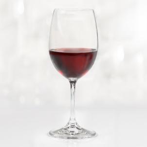 Trudeau SET OF 6 SERENE UNIVERSAL WINE GLASSES - 12.5 OZ