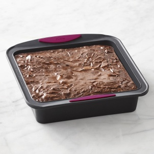 """STRUCTURE SILICONE™ SQUARE CAKE PAN 8x8"""""""