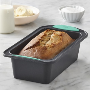 STRUCTURE SILICONE™ LOAF PAN 8.5x4.5""