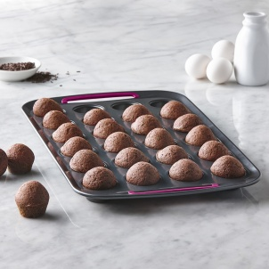 Metal 24 count Mini Muffin Pan