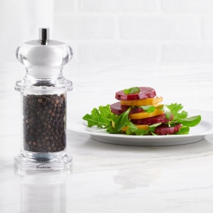 TRADITION PEPPER MILL AND SALT SHAKER COMBO