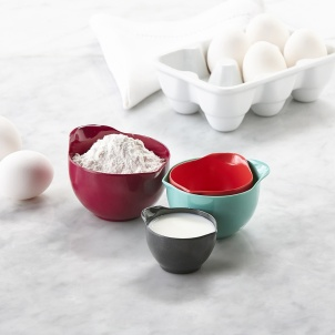 SET OF 4 MEASURING CUPS