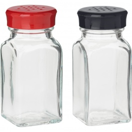 WINK SALT OR PEPPER SHAKERS