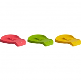 Silicone Dual Spoon Rest