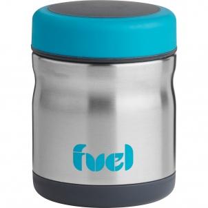 Trudeau Fuel Peak Ss Vac Food Jar Tropical 15oz
