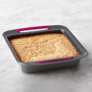 Trudeau Metal Square Cake Pan 9""