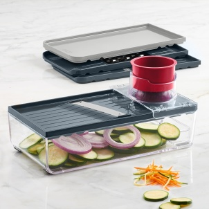 Trudeau Slicer and Grater 3-piece Set